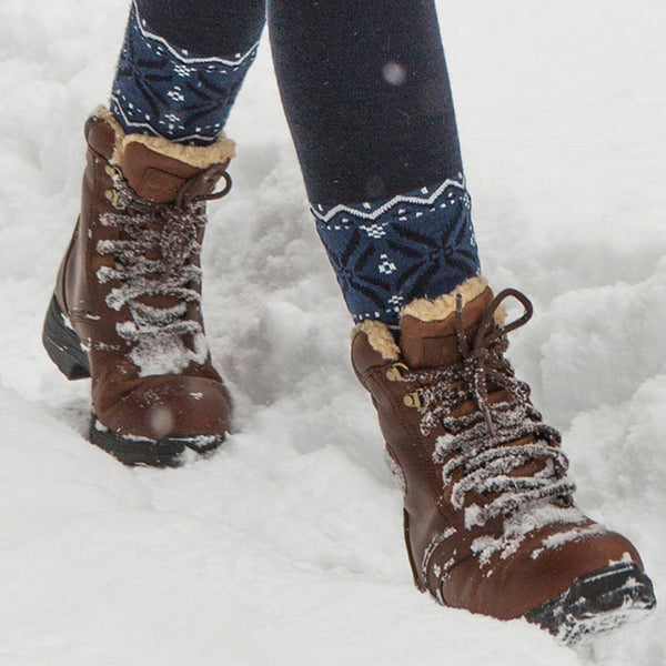 Mountain Horse Snowy River Lace Jodhpur Boots Lifestyle 01043