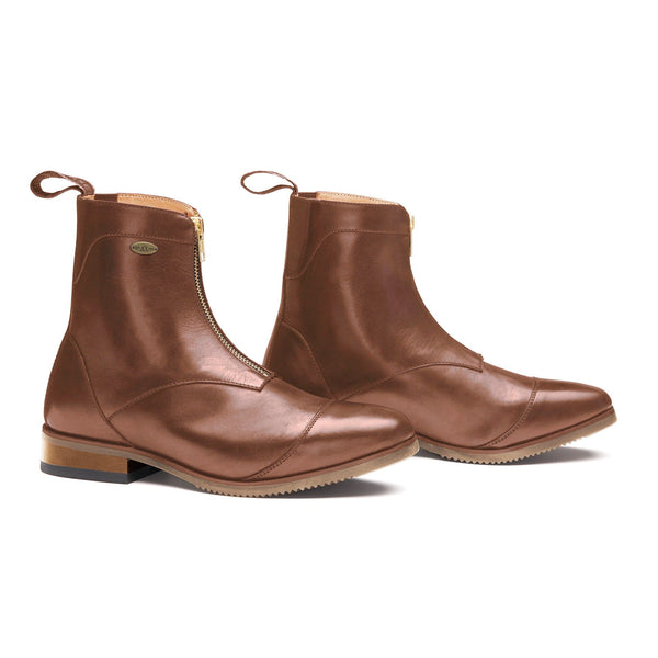 Mountain Horse Sovereign Paddock Boot in Light Brown