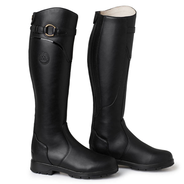 Mountain Horse Spring River Boots Black 02097