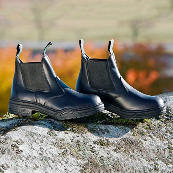 Mountain Horse Stable Jodhpur Boots Black 01220