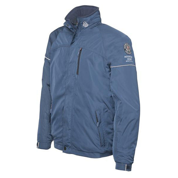 Mountain Horse Team Jacket Navy Studio 03202