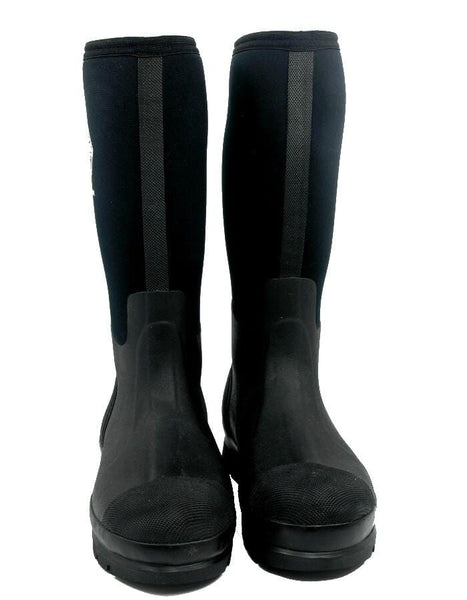Chore Hi Muck Boot in Black Front