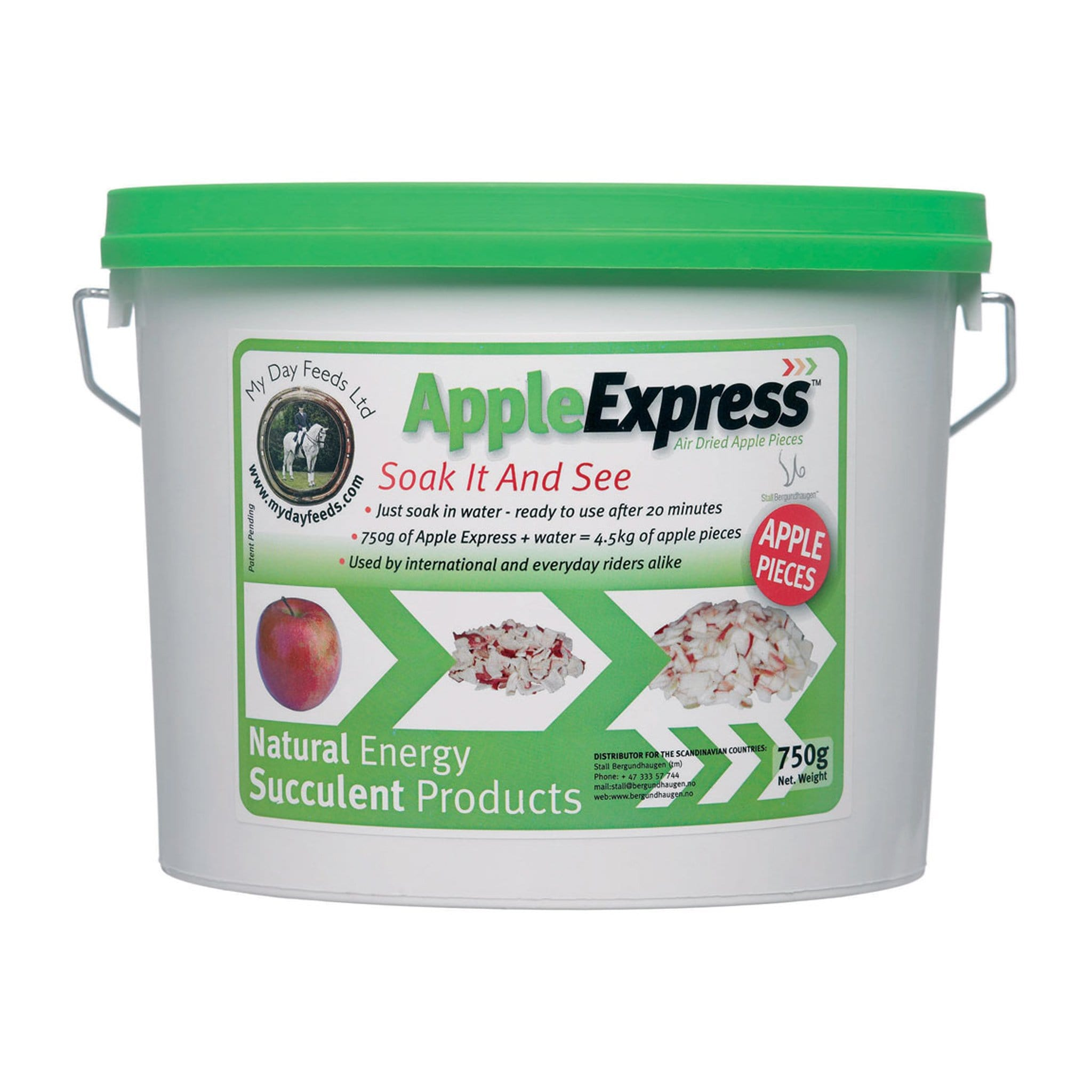 My Day Feeds Ltd Apple Express