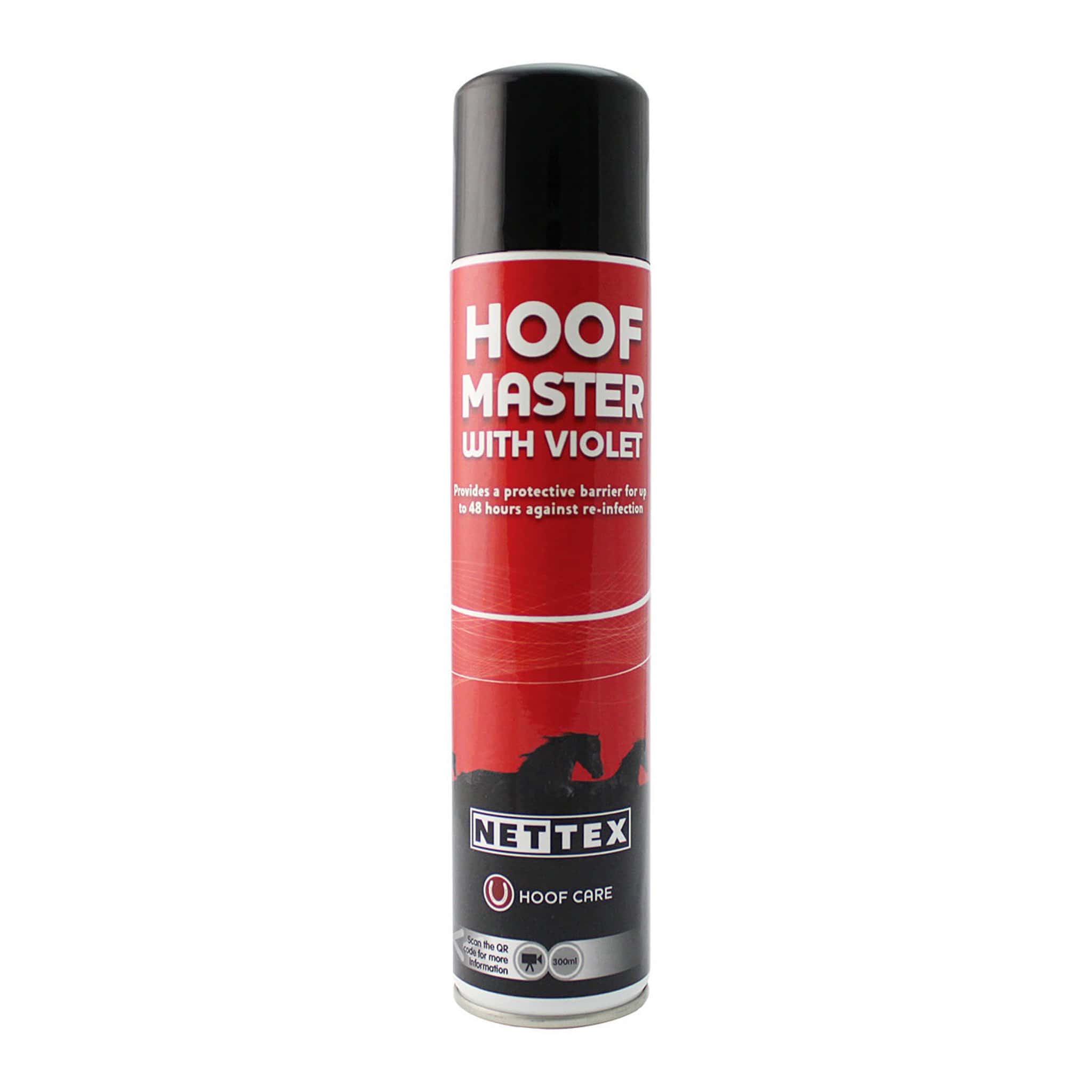 Nettex Hoof Master with Violet 300ML NET0175.
