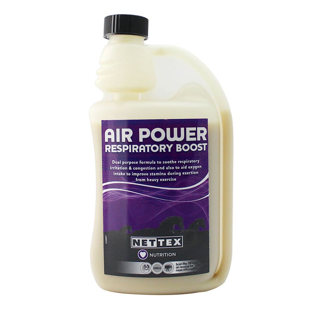 Nettex Air Power Respiratory Boost 500ML NET0270.