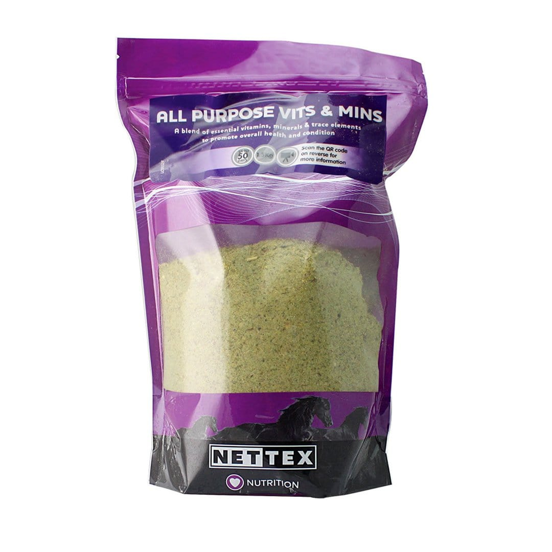 Nettex All Purpose Vits & Mins 1.5KG NET0275.