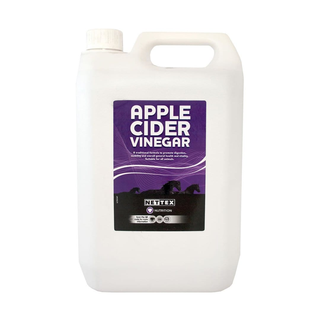 Nettex Apple Cider Vinegar 5 25 Litres NET0280 NET0285.