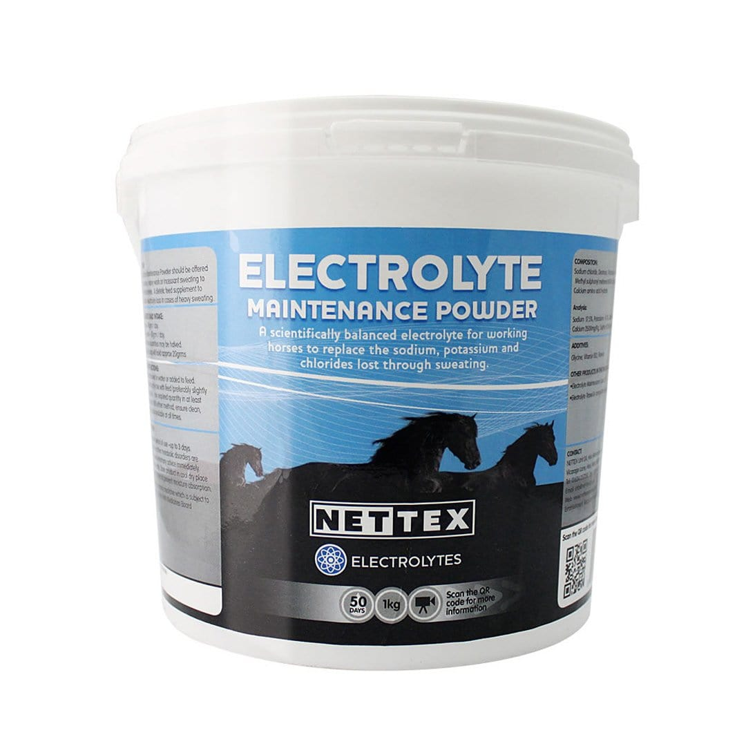 Nettex Electrolyte Maintenance Powder 1KG NET0025.