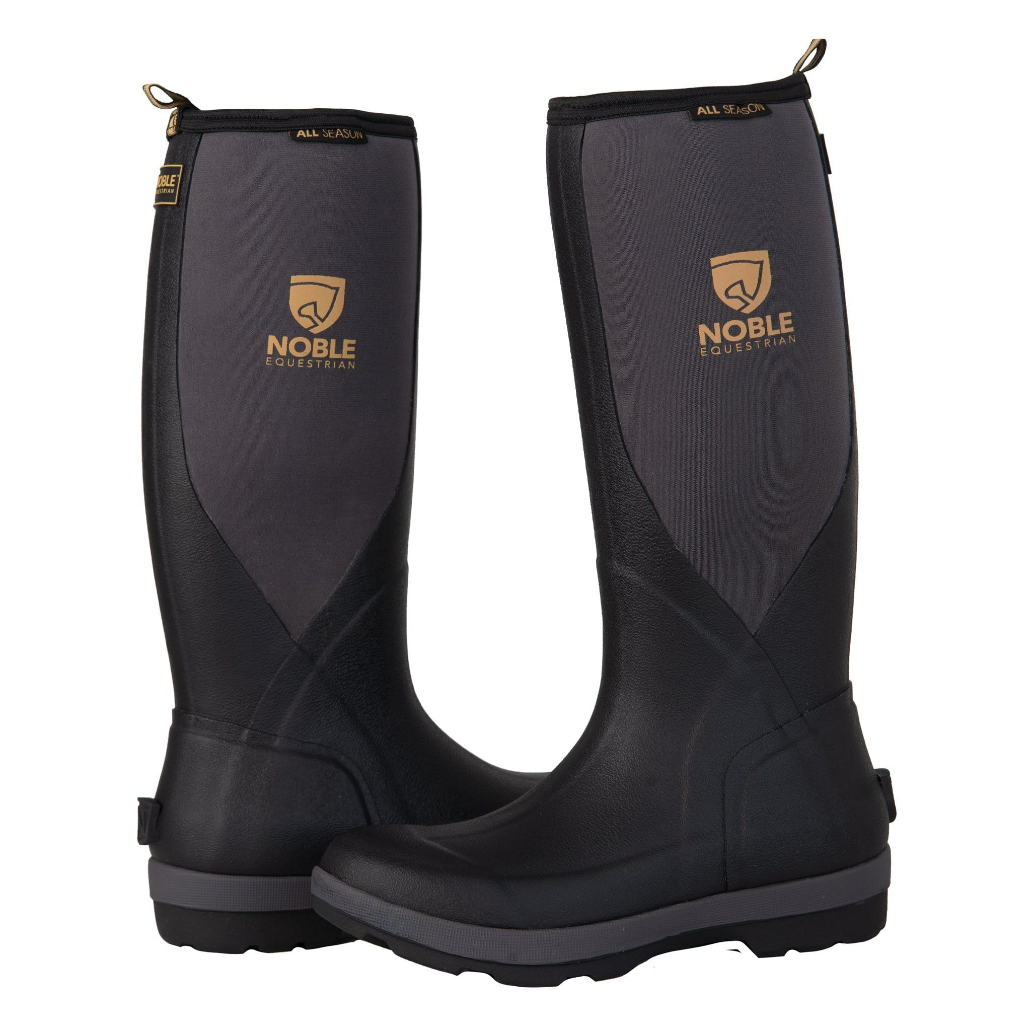 Noble Equestrian Perfect Fit All Season High Boots 66053.