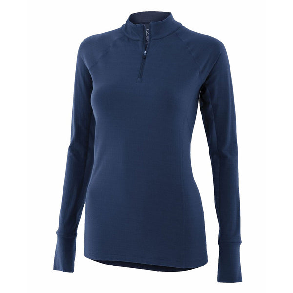 Noble Outfitters Ashley Long Sleeved Riding Top Navy 21505