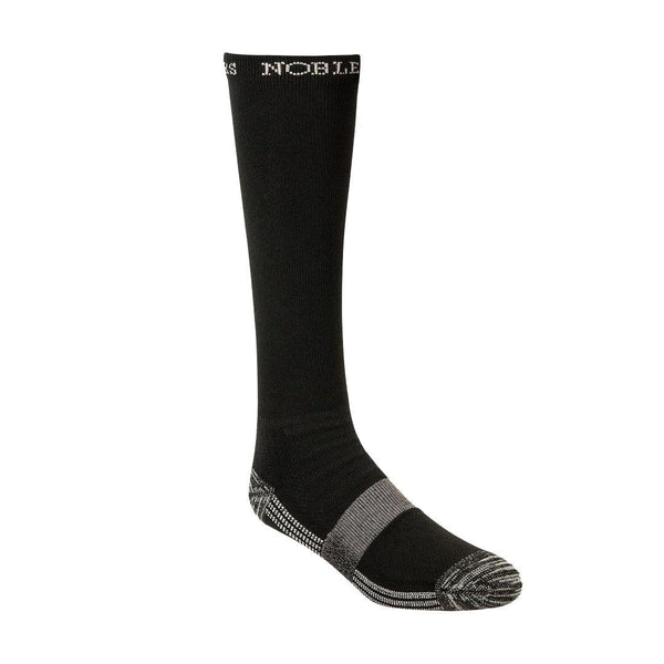 Noble Outfitters Best Dang Boot Sock Over the Calf in Black