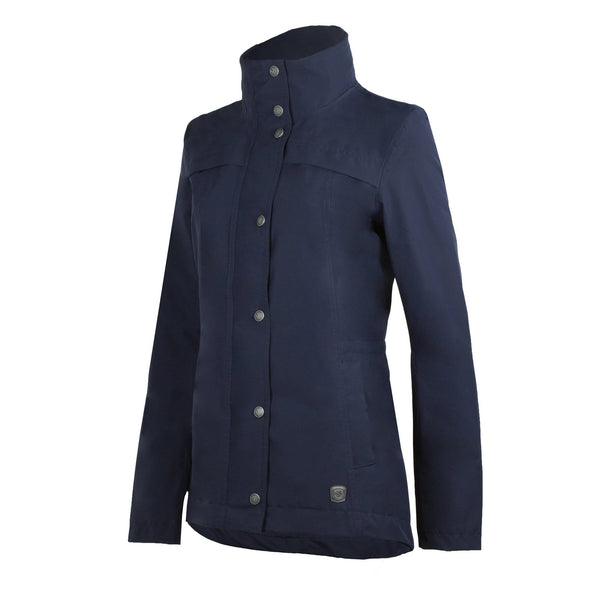 Noble Outfitters Cheval Waterproof Jacket Navy Studio 28516