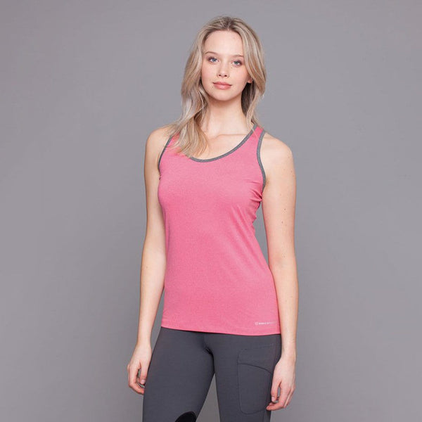 Noble Outfitters Kahla Racer Back Riding Top