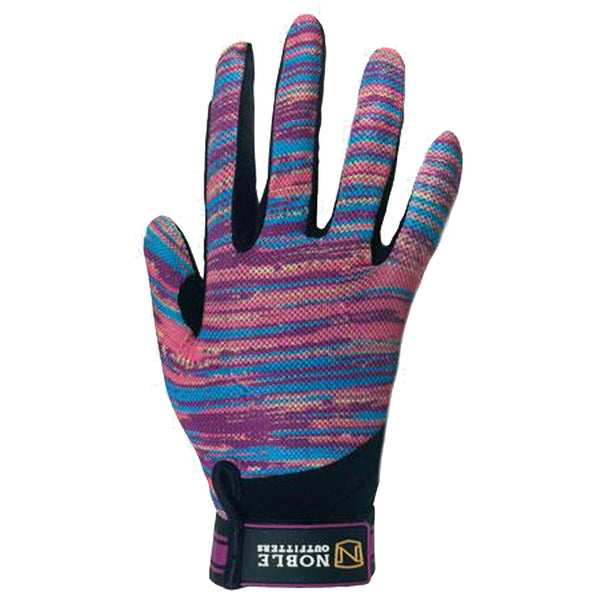 Noble Outfitters Perfect Fit Cool Mesh Glove in Coral 50009