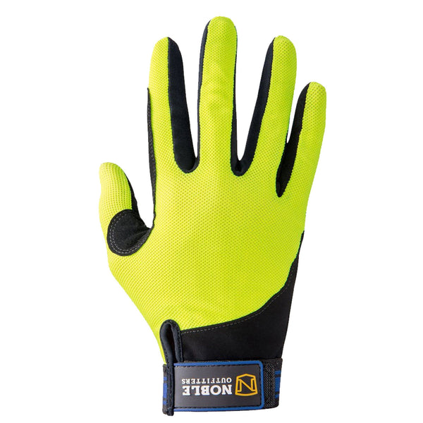 Noble Outfitters Perfect Fit Cool Mesh Glove in Lime Punch 50009
