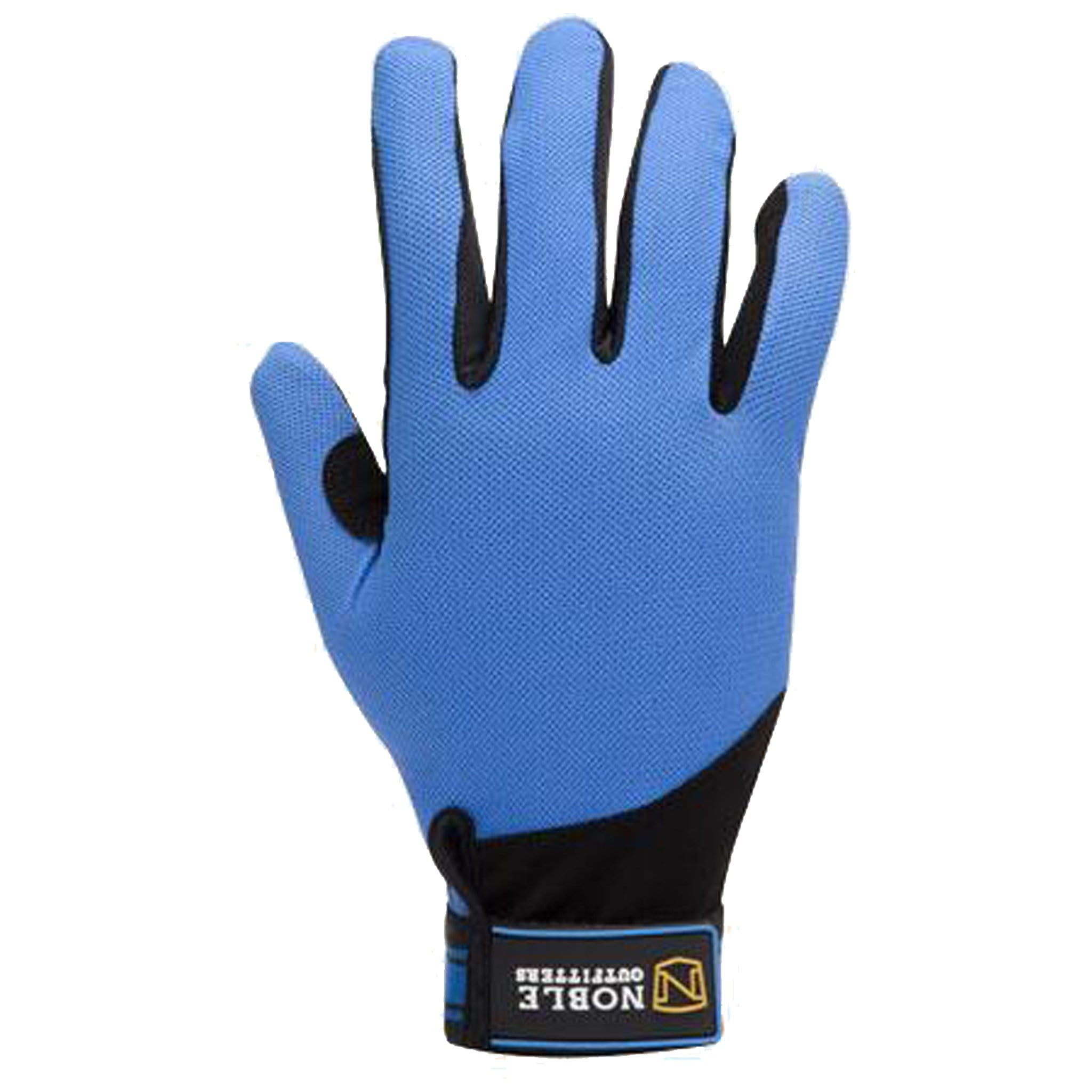 Noble Equestrian Perfect Fit Cool Mesh Glove in Tahoe Blue 50009