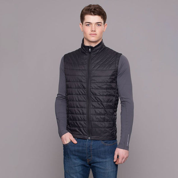 Noble Outfitters Showdown Insulated Vest in Black Studio