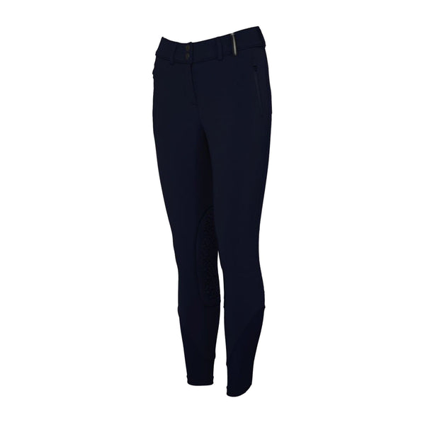 Noble Outfitters Winter Softshell Riding Breeches Navy Studio 24009