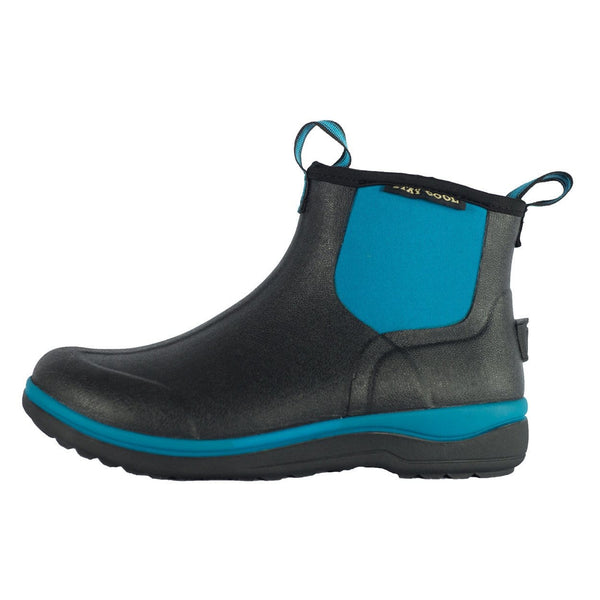 Noble Outfitters Women's Muds Stay Cool Short Boot - 3.5 / Turquoise | EQUUS