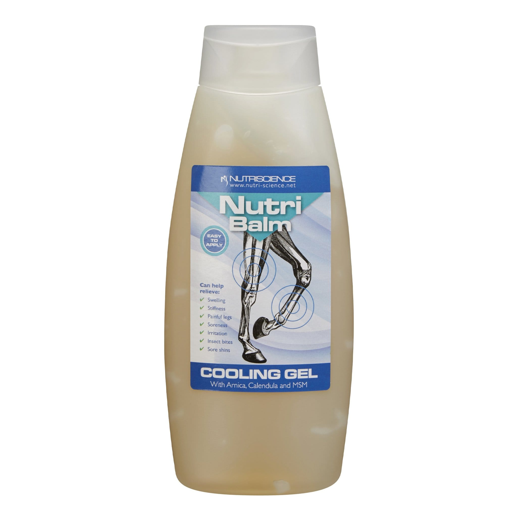 NutriScience NutriBalm Cooling Gel 400 Gram 9360.
