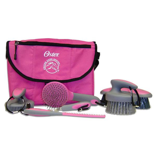 Oster 7 Piece Grooming Kit in Pink