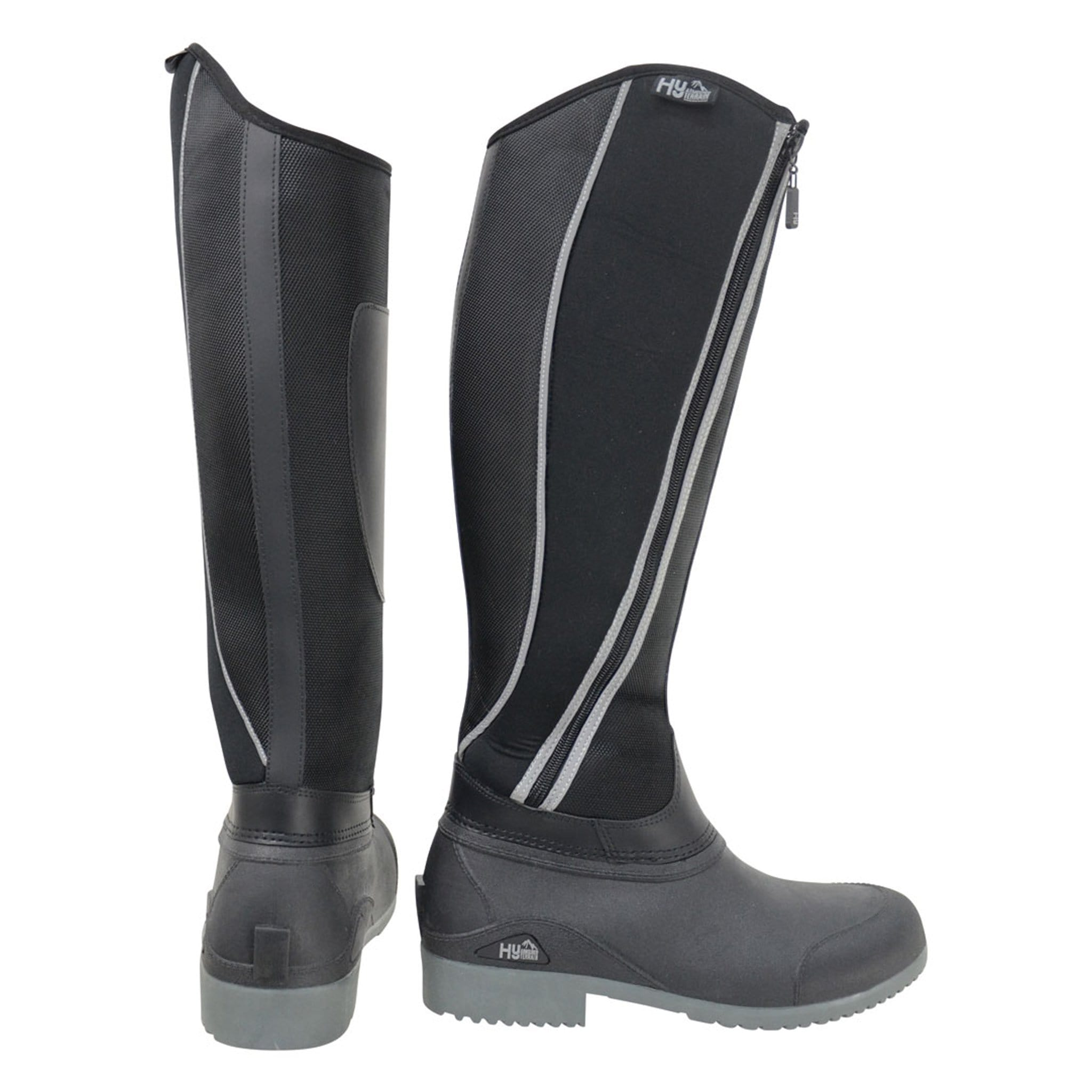 HyLAND Antarctica Neoprene Tall Winter Boots 20236