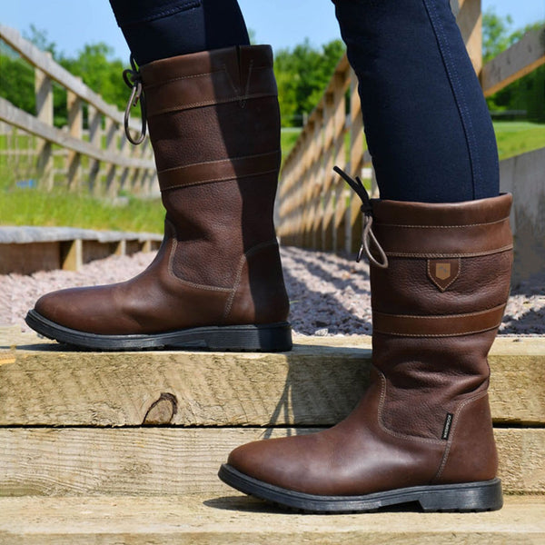 HyLAND Buxton Short Country Boots 20641