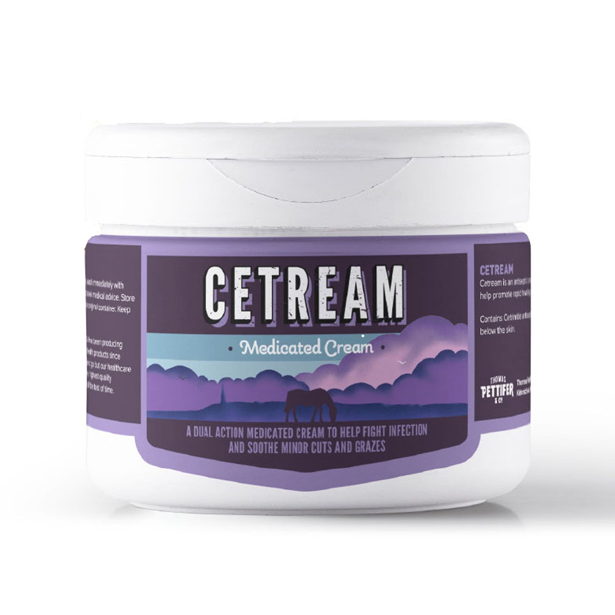 Thomas Pettifer Cetream Cream 400 Grams PTF0009.