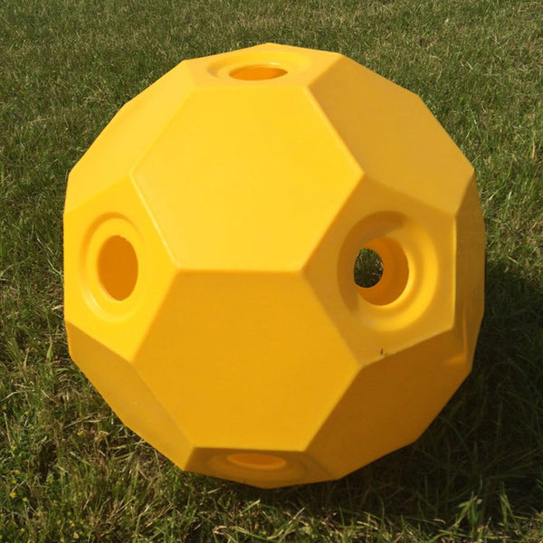Parallax Small Holed Hay Play in Yellow 20368