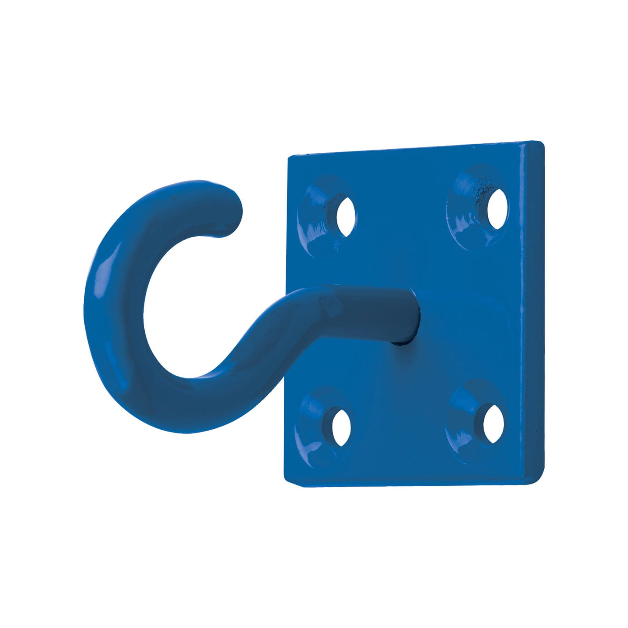 Perry Equestrian Chain Hook On Plate 511 Blue