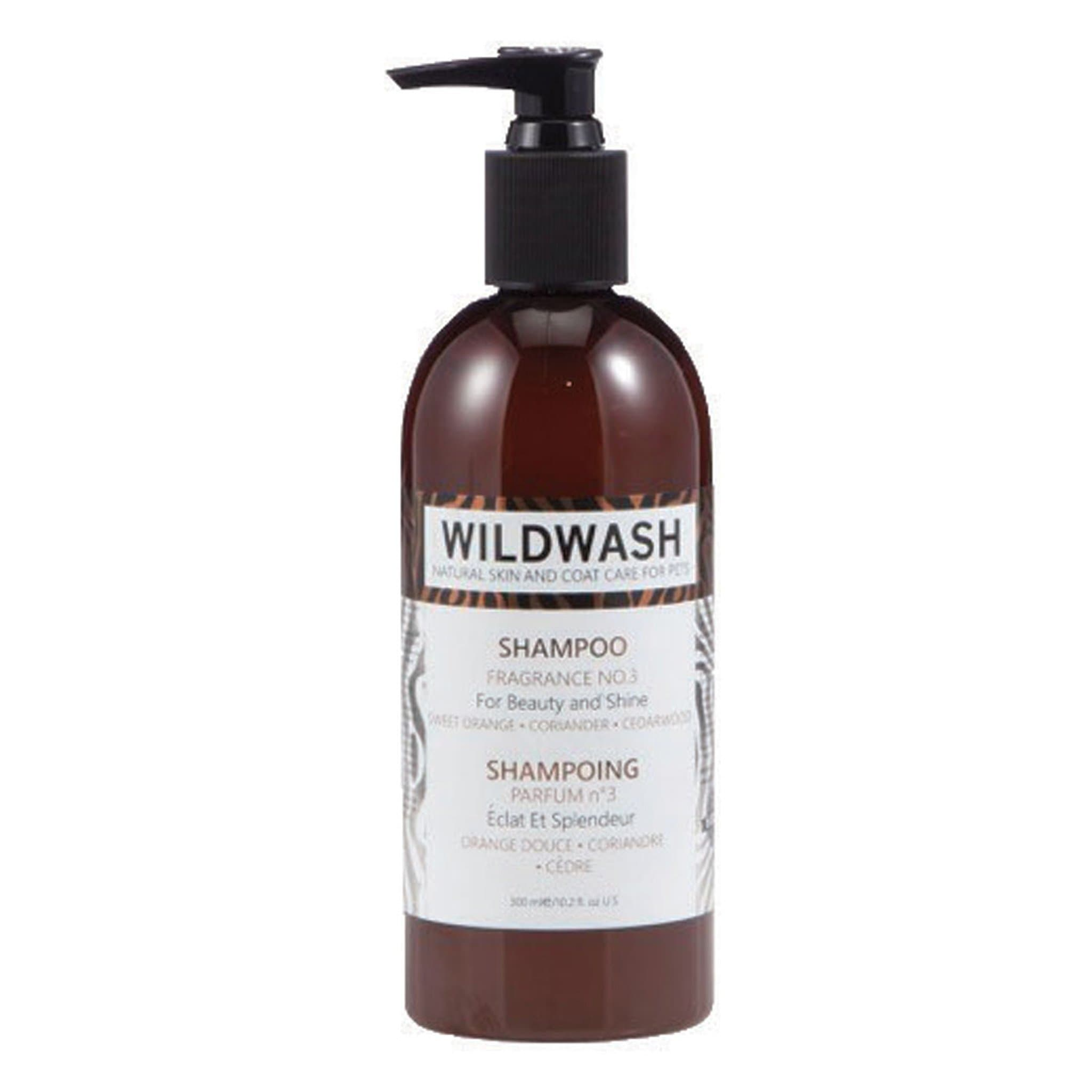 Pet Revolution WildWash Dog Shampoo For Beauty And Shine Fragrance No.3 11548 300ml