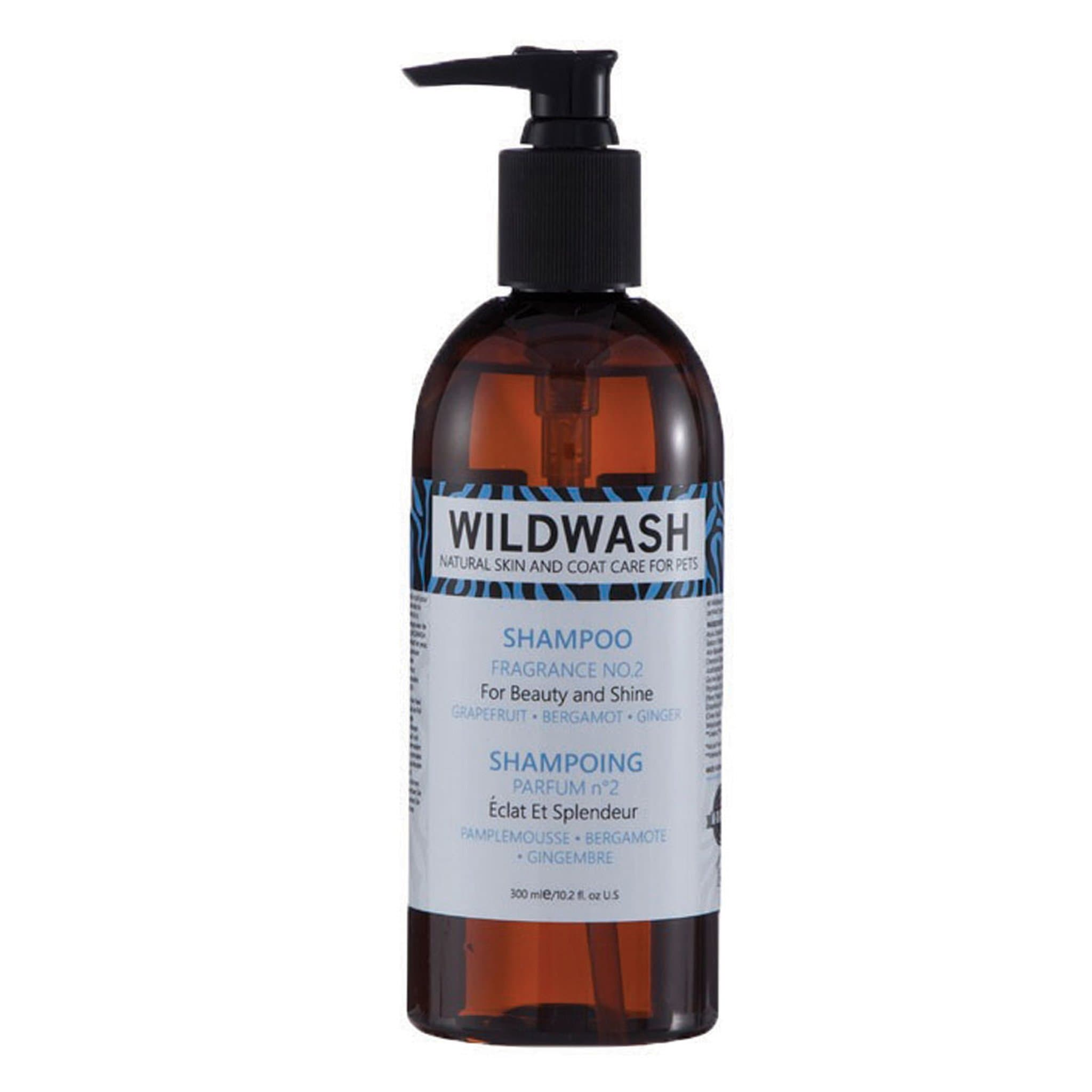 Pet Revolution WildWash Dog Shampoo For Beauty And Shine Fragrance No.2 11546 300ml