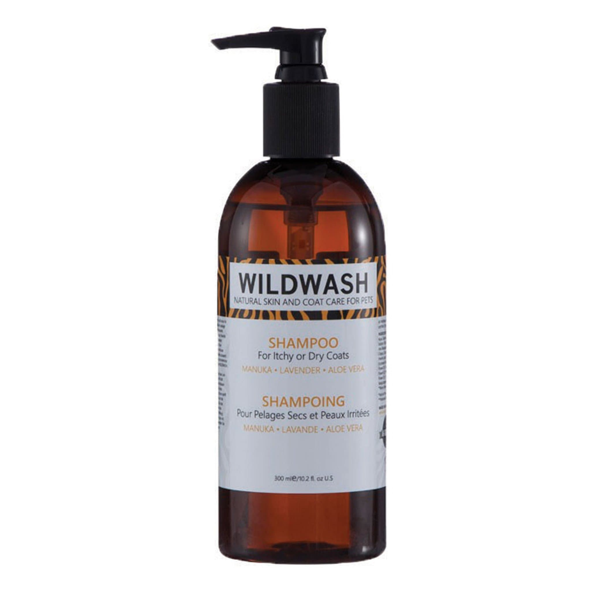 Pet Revolution WildWash Dog Shampoo For Itchy Or Dry Coats 11538 300ml