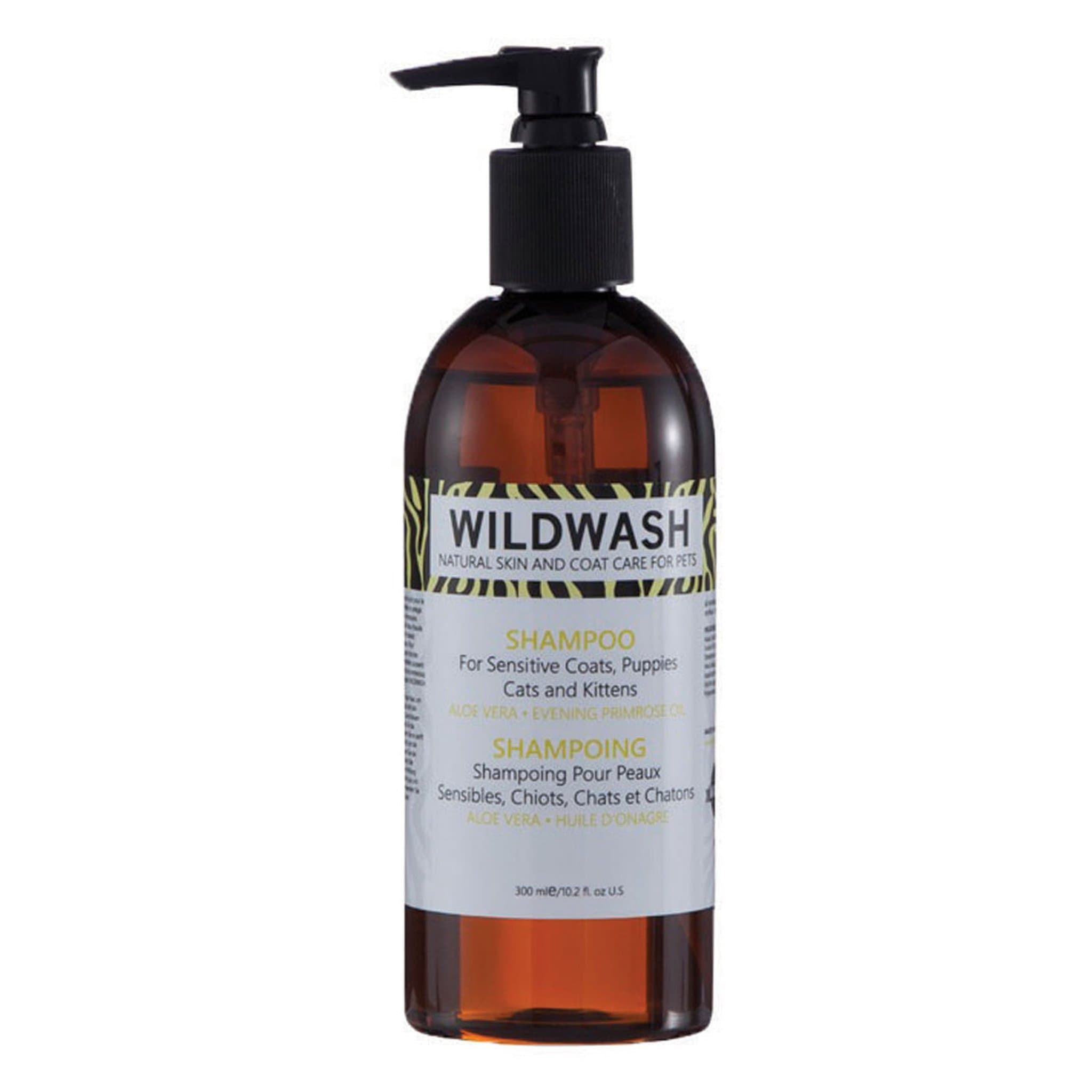 Pet Revolution WildWash Dog Shampoo For Sensitive Coats 11541 300ml