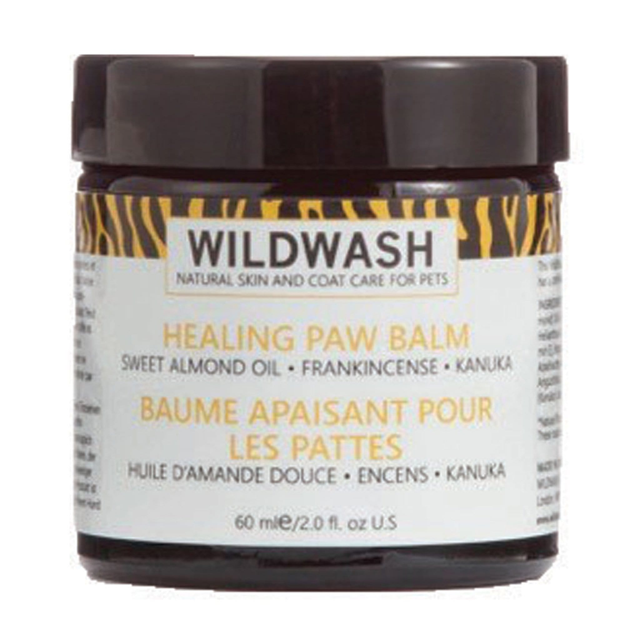 Pet Revolution Wildwash Healing Paw Balm 60ml 11561