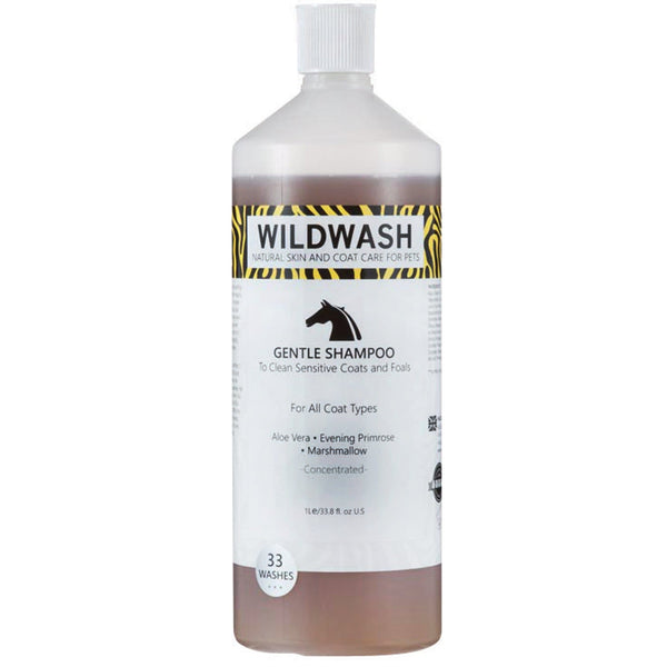 Pet Revolution WildWash Gentle Horse Shampoo 1L 11514