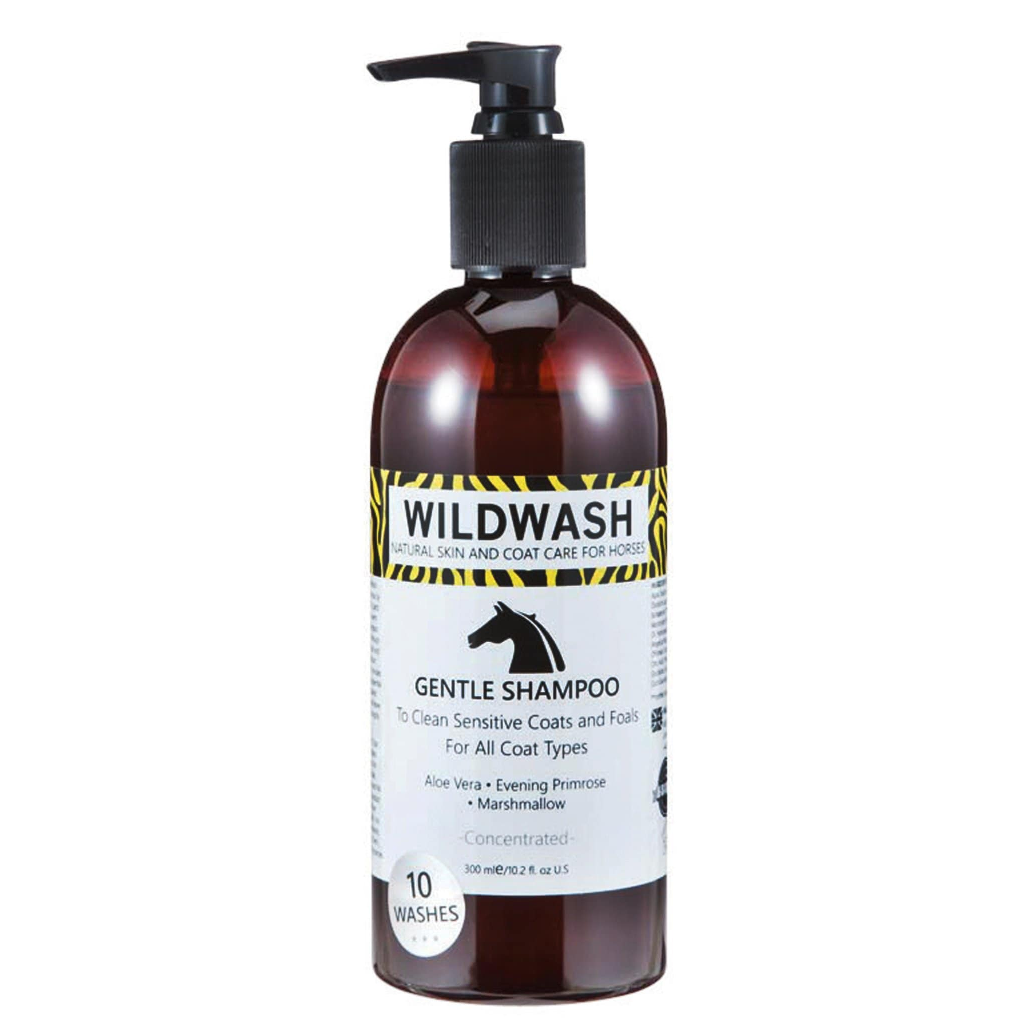Pet Revolution WildWash Gentle Horse Shampoo 11513