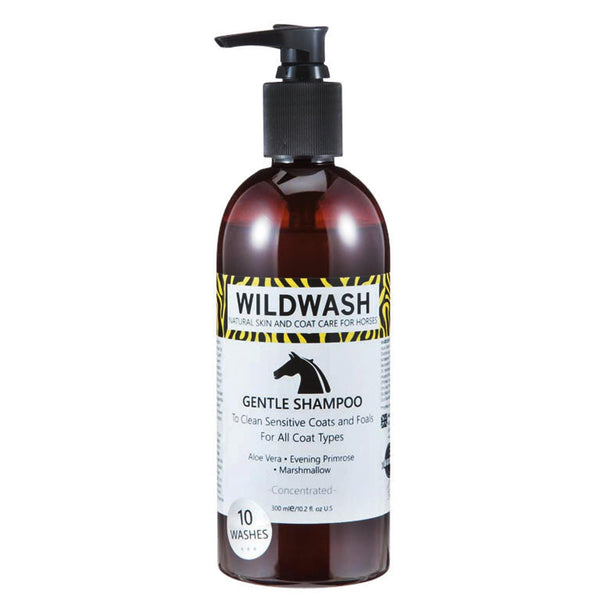 Pet Revolution WildWash Gentle Horse Shampoo 300ml 11513