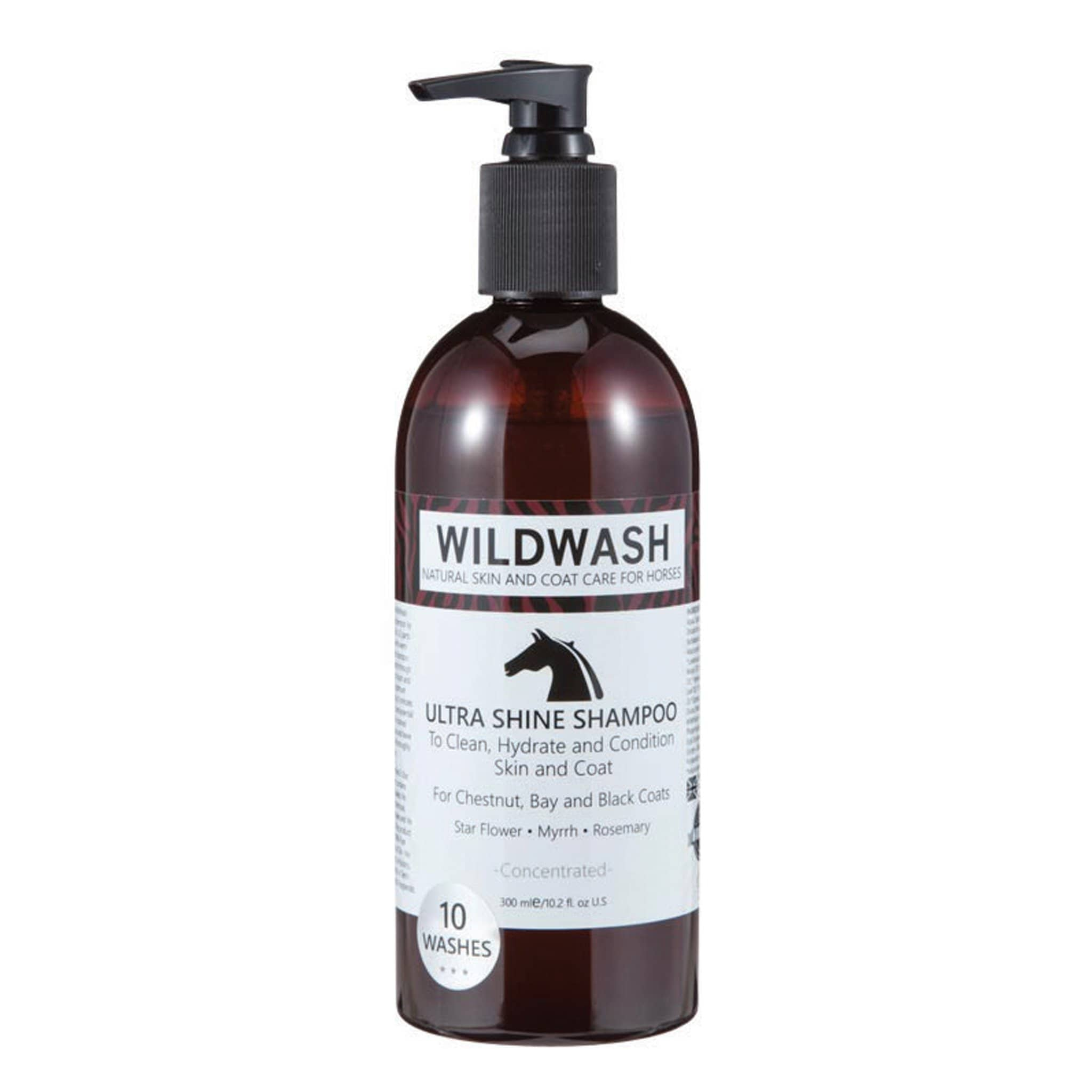 Pet Revolution WildWash Ultra Shine Horse Shampoo 11521