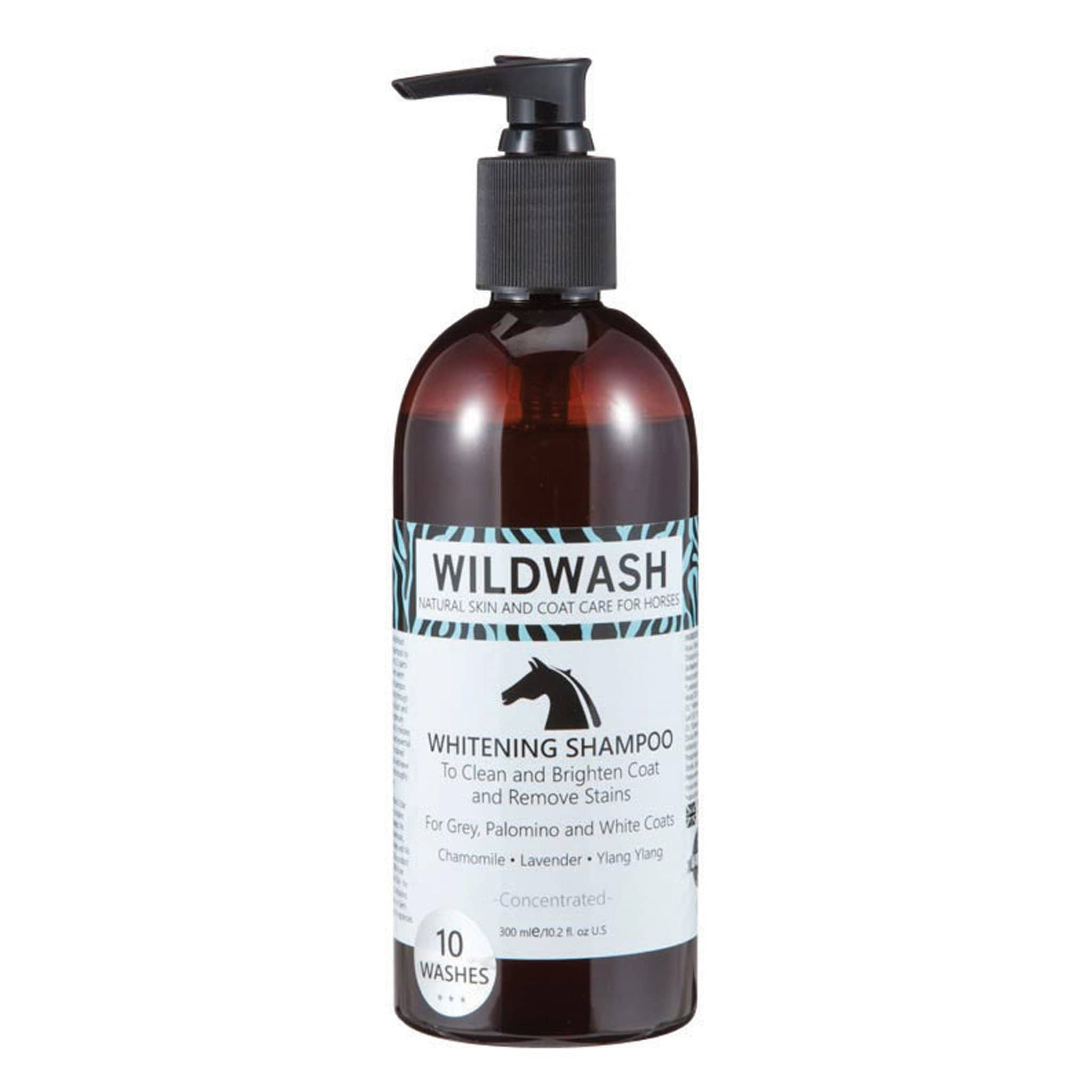 Pet Revolution WildWash Whitening Horse Shampoo 11525