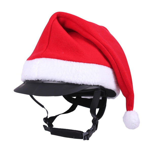 QHP Christmas Hat in Red
