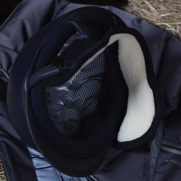 Equetech Riding Hat Ear Warmers REM-1-BK