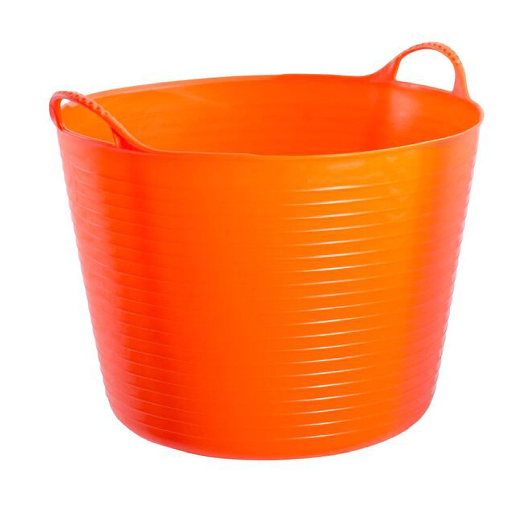 Red Gorilla TubTrug Large Flexible Bowl Orange KGR0072