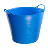 Red Gorilla TubTrug Medium Flexible Bowl Blue KGR0095