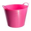 Red Gorilla TubTrug Medium Flexible Bowl Pink KGR0180