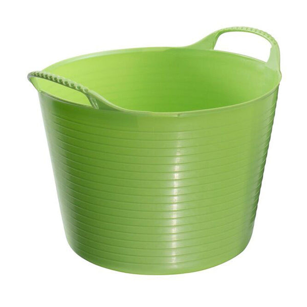 Red Gorilla TubTrug Medium Flexible Bowl Pistachio KGR0092