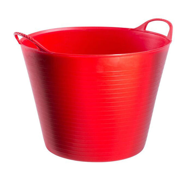 Red Gorilla TubTrug Medium Flexible Bowl Red KGR0090