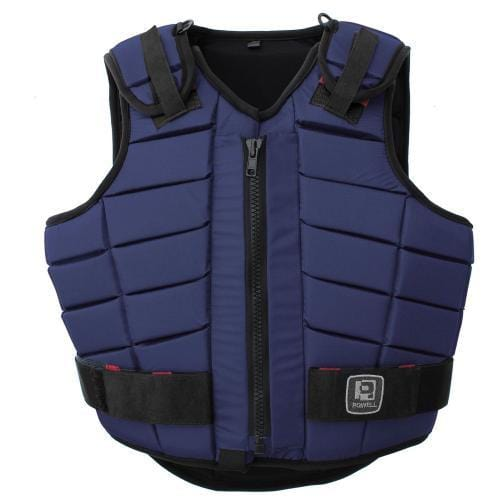Rodney Powell Superflex Contour Body Protector Navy 701947