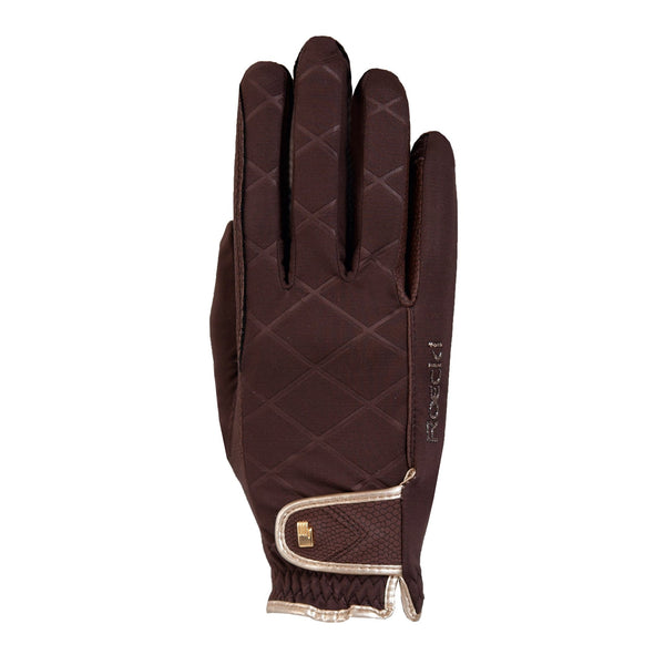 Roeckl Julia Gloves Brown 3302-500-790