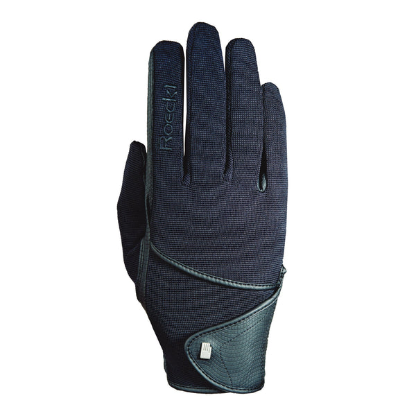 Roeckl Ascot Gloves Black 3301-268-000